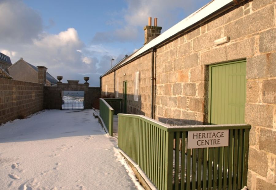 The Whalsay Heritage Centre